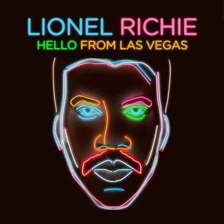 Lionel Richie: Hello From Las Vegas (Deluxe Ltd Edition Reflective Artwork) (CD)