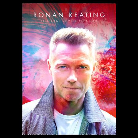 Ronan Keating: Official 2021 Calendar