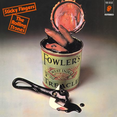 The Rolling Stones: Sticky Fingers – Spanish Version (SHM-CD)