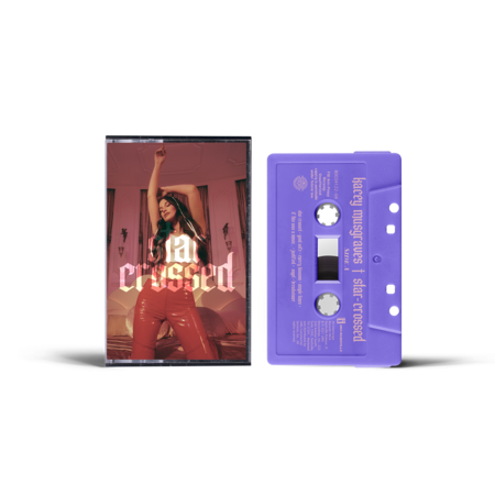 Kacey Musgraves: star-crossed UK Exclusive Cassette (Lilac)