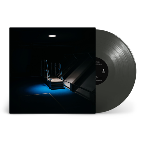 JOHN: Nocturnal Manoeuvres: Limited Edition Transparent Grey Vinyl LP