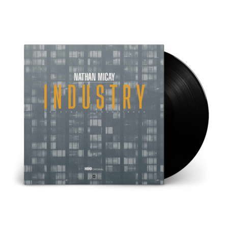 Nathan Micay: Industry (OST): Vinyl LP