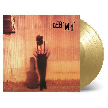 Keb'Mo': Keb'Mo': Limited 25th Anniversary Edition Gold Vinyl