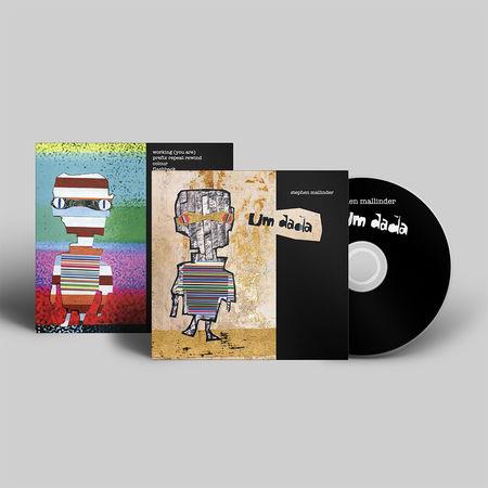 Stephen Mallinder: Um Dada: Exclusive Signed CD