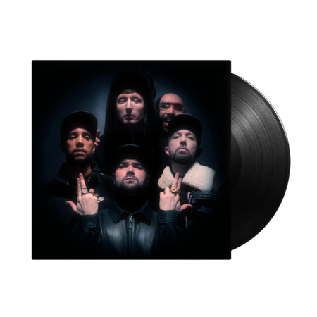 KURUPT FM: The Greatest Hits (Part 1) Black Vinyl