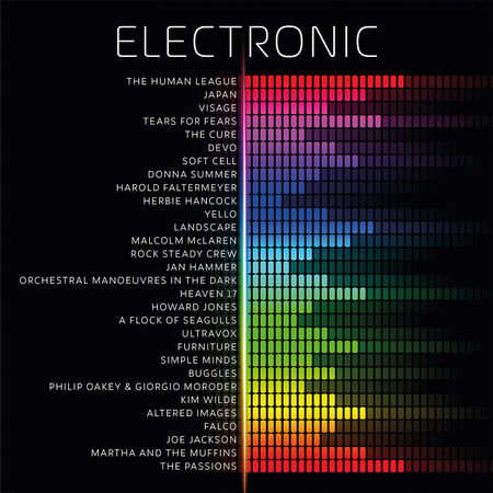 Various Artists: Electronic
