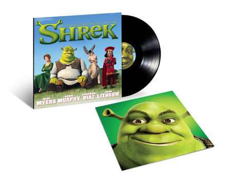 Various Artists: Shrek – Music From The Original Motion Picture (OST)