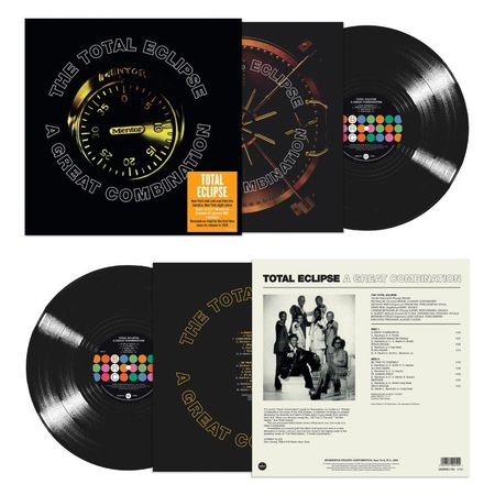 The Total Eclipse: A Great Combination: Limited Edition Black Vinyl
