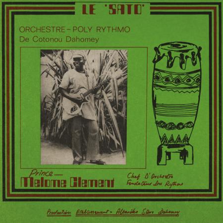 T.P. Orchestre Poly-Rythmo: Le Sato: CD