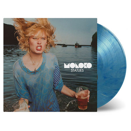 Moloko: Statues: Limited Edition Blue Marbled Vinyl