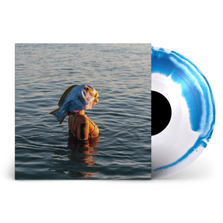 ĠENN: Liminal: Signed Blue Swirl 12