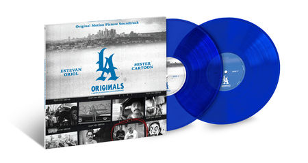 Soundtrack: L.A. Originals OST (EX 2LP Transparent Blue)