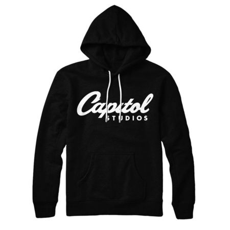 Capitol Records: Capitol Studios Hoodie Small