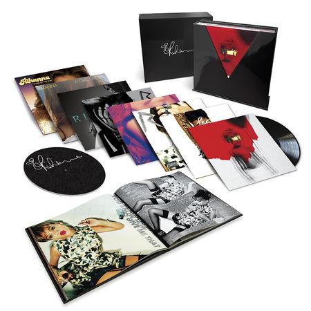 Rihanna: Rihanna - Studio Album Vinyl Box