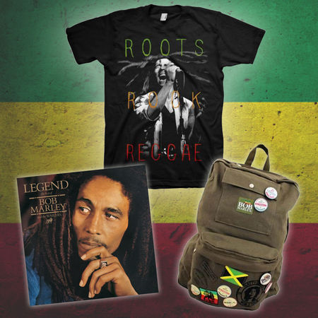 Bob Marley: Exclusive Bob Marley Bundle #2