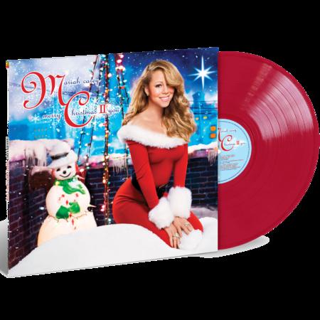 Mariah Carey: Merry Christmas II You (Opaque Red)