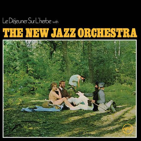 The New Jazz Orchestra  : Le Déjeuner Sur L'Herbe