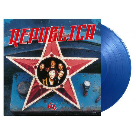 Republica: Republica: Limited Edition Blue Vinyl