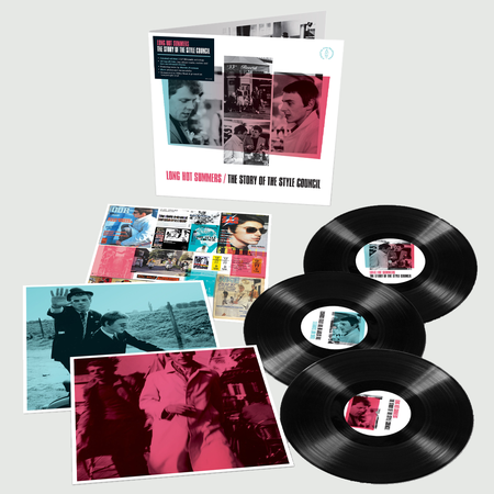 The Style Council: Long Hot Summers: The Story of The Style Council Triple Vinyl