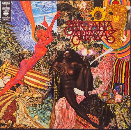 Santana: Abraxas: Vinyl LP