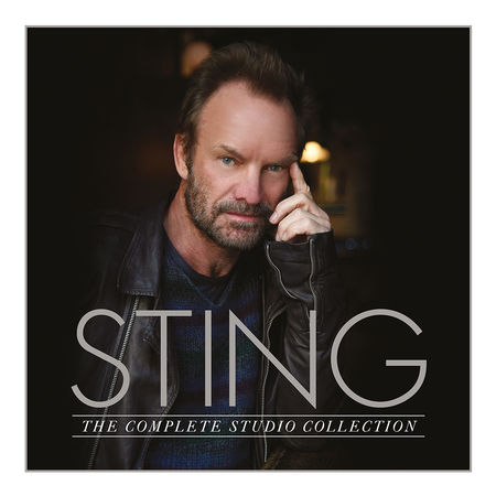 Sting: Sting - The Complete Studio Collection