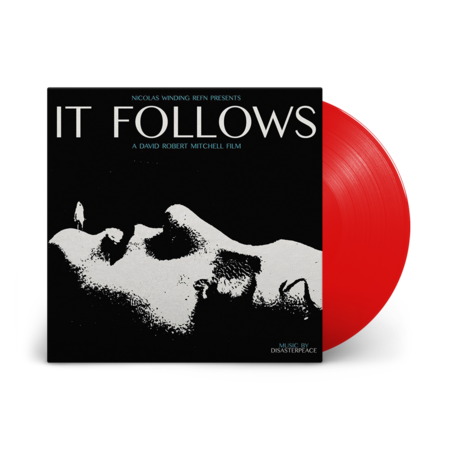 Original Soundtrack: It Follows: Limited Edition Translucent Red Vinyl