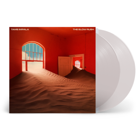 Tame Impala: The Slow Rush: Limited Edition Double Cream LP