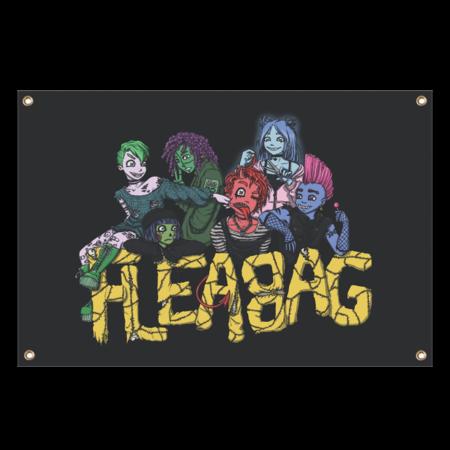 Yungblud: FLEABAG FLAG