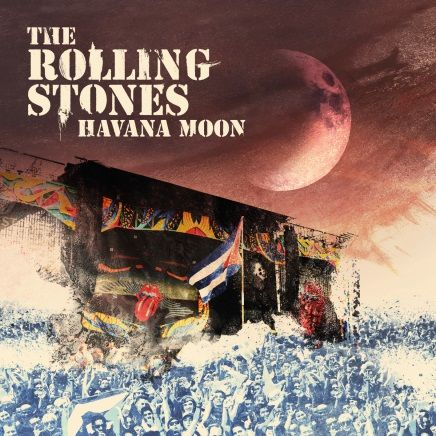 The Rolling Stones: Havana Moon (Super Deluxe Blu-Ray + DVD + 2CD)