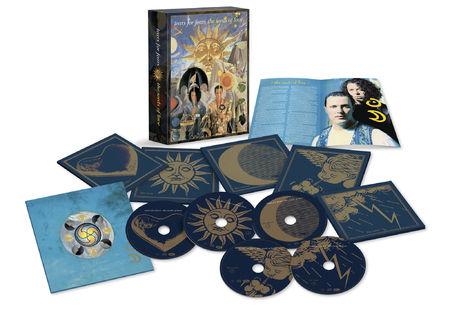Tears For Fears: The Seeds Of Love (4CD + BluRay Super Deluxe)