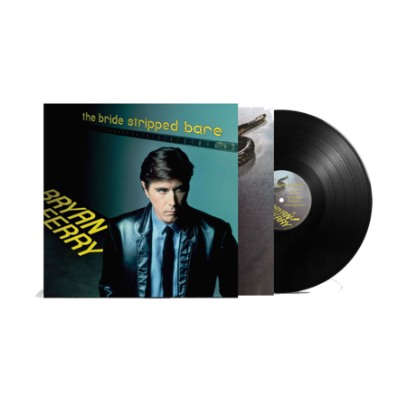 Bryan Ferry: The Bride Stripped Bare: Vinyl Reissue