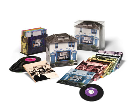 Various Artists: Motown: The Complete No.1's: 60th Anniv (11CD Box)
