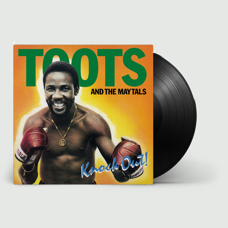 Toots & The Maytals: KNOCK OUT! LP