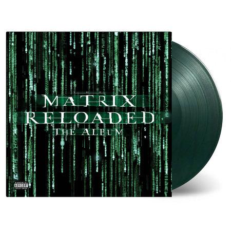Original Soundtrack: The Matrix Reloaded: Limited Edition Transparent Green Vinyl
