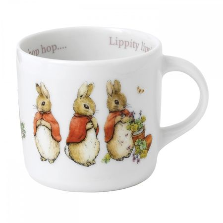 Flopsy, Mopsy and Cotton-tail: Flopsy, Mopsy and Cotton Tail Mug