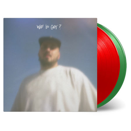 Zwangere Guy: Wie Is Guy?: Red & Green Double Vinyl