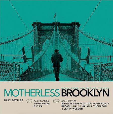 Thom Yorke: Motherless Brooklyn (Original Motion Picture Soundtrack): Heavyweight Black Vinyl