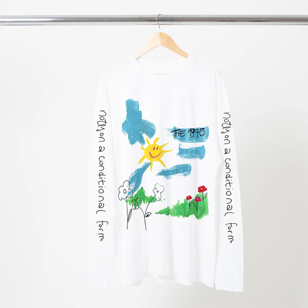 The 1975: EVERYTHING WILL BE OK LONGSLEEVE