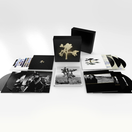 U2: The Joshua Tree - Super Deluxe 7LP Box Set