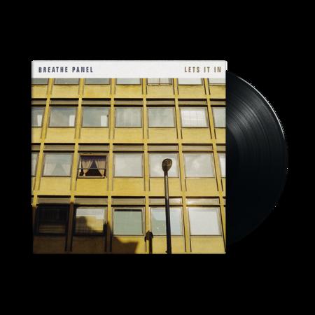 Breathe Panel : Lets It In: Black Vinyl LP