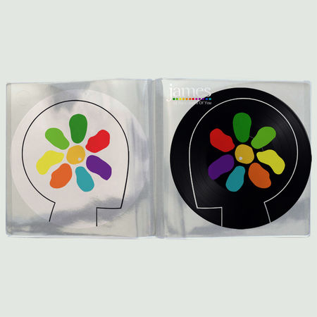 James: All The Colours Of You: Exclusive Picture Disc 2LP