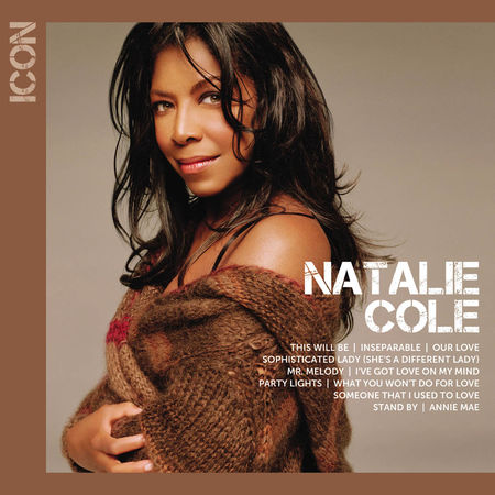 Natalie Cole: ICON (CD)