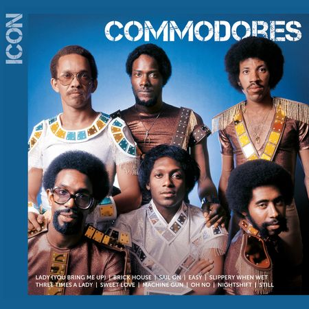 Commodores: Icon (CD)
