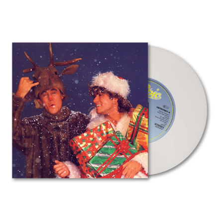 Wham!: Last Christmas: Limited Edition White 7