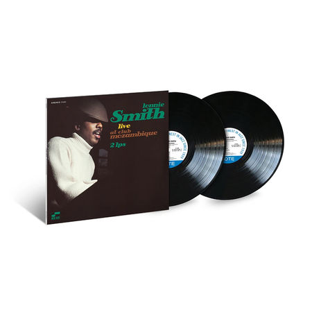 Lonnie Smith: Live At Club Mozambique
