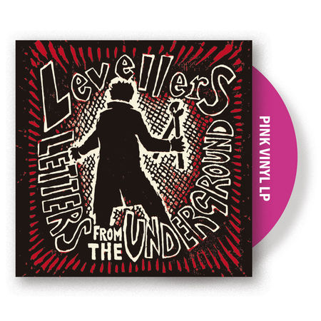 Levellers: Letters from the Underground: Pink Vinyl