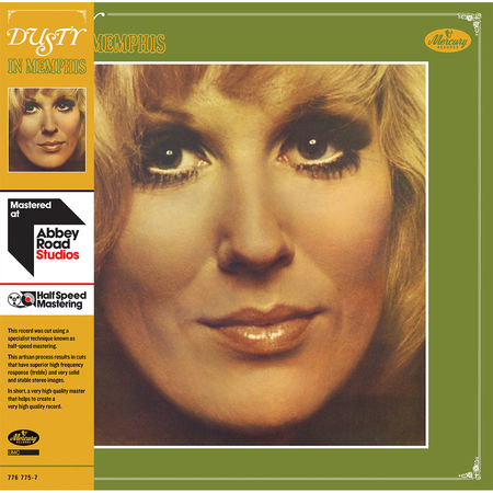 Dusty Springfield: Dusty in Memphis (Half Speed Master)