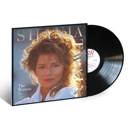 Shania Twain: The Woman In Me (LP)