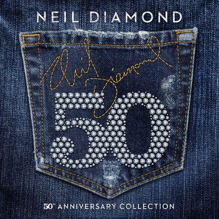 Neil Diamond: 50th Anniversary (3CD)