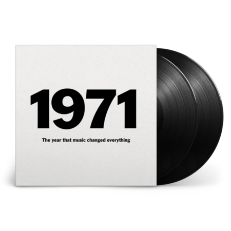 Various Artists: 1971 - The Year That Music Changed Everything (2LP) (Black)